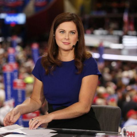 Erin Burnett departed the show to become the vice president of CitiMedia, Citigroup's digital media division.