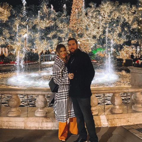 Bailey Sarian married to handsome Fernando Valdez