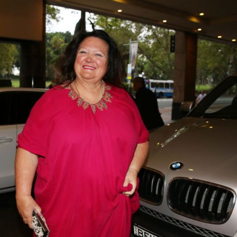 Gina Rinehart is most well-known for being the wealthiest person in Australia.
