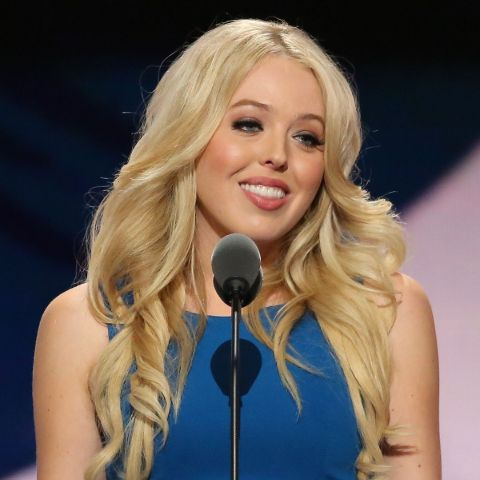 """Tiffany Trump went to law school after releasing her first single, """"Like a Bird,"""" in 2011."""