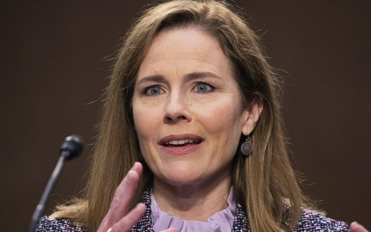 Amy Coney Barrett is a fifth woman to be a judge in America.