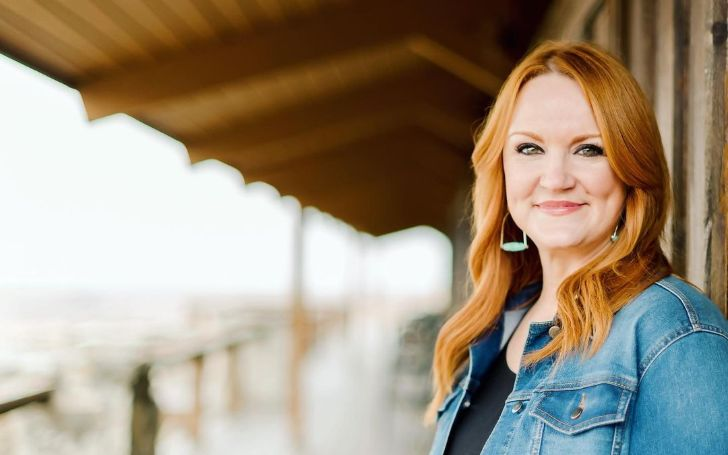 Ree Drummond is an American blogger,