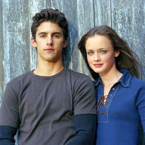Milo Ventimiglia and Alexis Bledel worked together in same series.