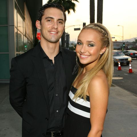 Milo Ventimiglia and Hayden Panettiere dated for several years.