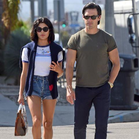Milo Ventimiglia and Diane Guerrero are just good friends,