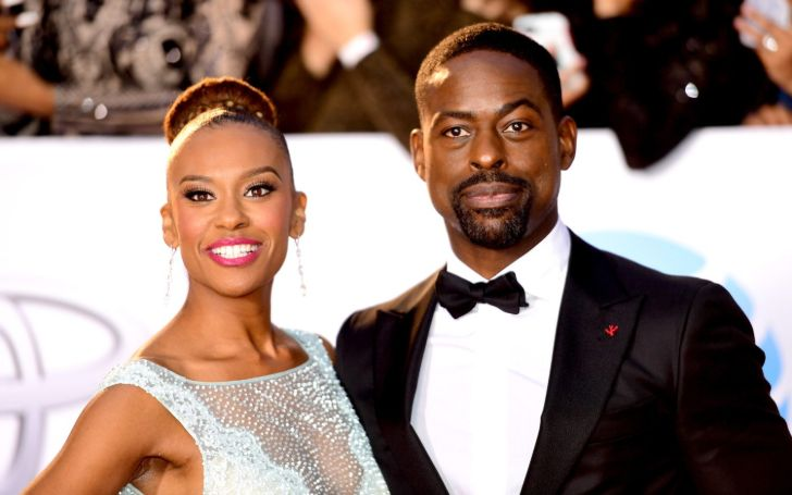 Sterling K. Brown and Brown started as buddies and connected over their common past.