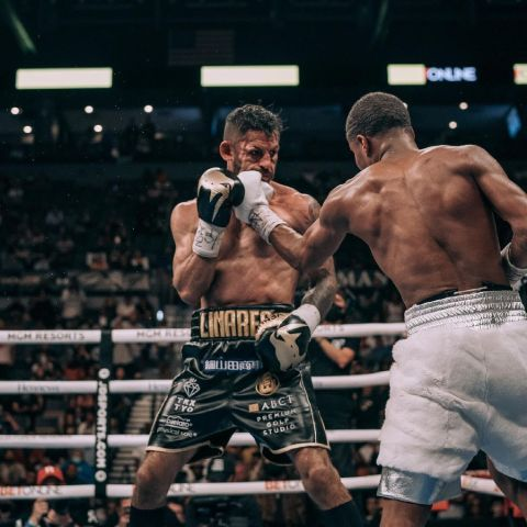 Devin Haney is the youngest boxer.