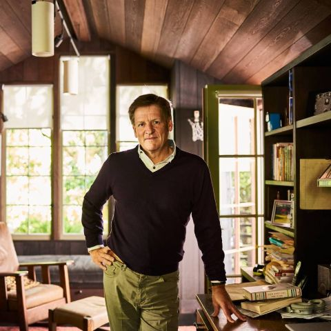 Michael Lewis is an author and financial journalist from the United States.