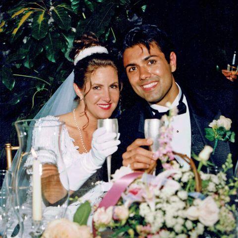 Asghar Husain is married man.