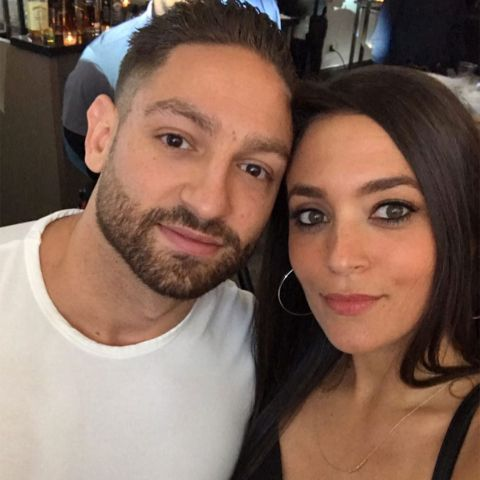 Sammi Giancola and Christia Biscardi were dating for 2 years.