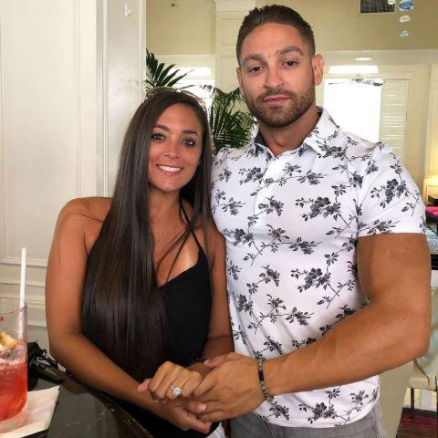 Sammi Giancola and Christia Biscardi, both deleted their photo on Instagram