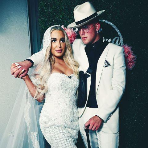 Tana Mongeau and Jake Paul married in 2019.