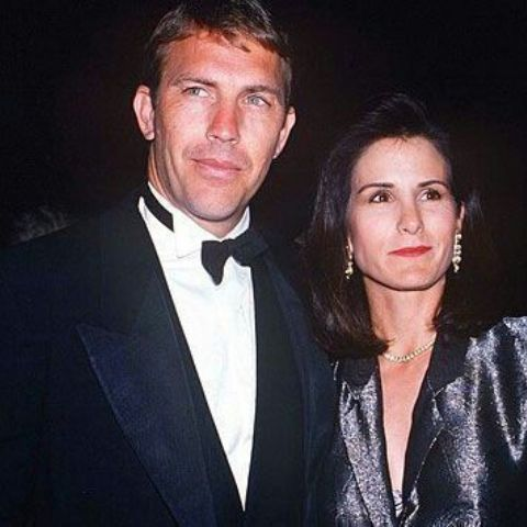 """Kevin Costner welcomes their daughter, Annie. On April 15, 1984, Anne """"Annie"""" Clayton was born."""
