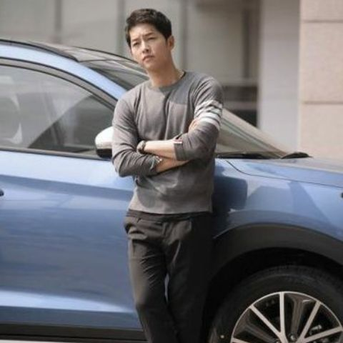 Song Joong Ki   also makes a lot of money from brand sponsorships.