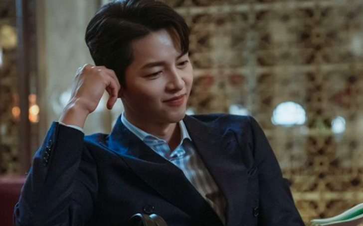 Song Joong Ki was named to the Forbes Korea Power Celebrity list for the first time in 2013, ranking seventh, then second in 2017, and seventh in 2018.