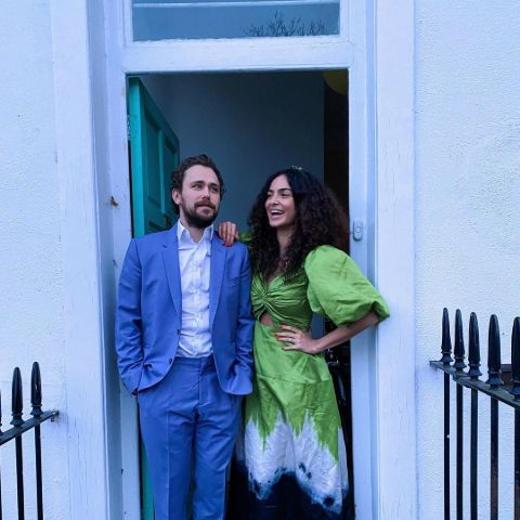 Anna Shaffer and Jimmy are planning to get married.