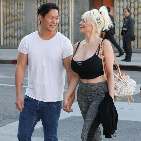 Courtney Stodden's boyfriend proposed to her on Friday, May 28.