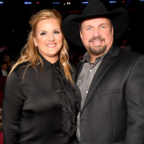 Trisha Yearwood married Chris Latham for the first time in 1987 and divorced four years later.