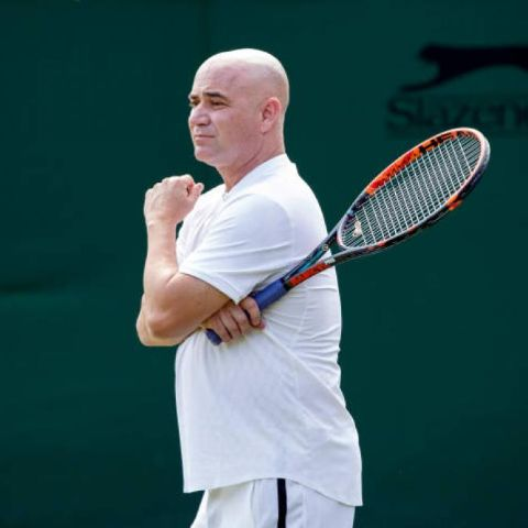 Andre Agassi could very well be the most generous athlete of his generation.