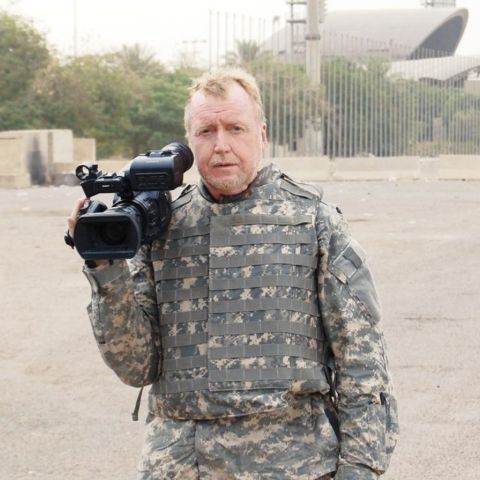 Mike Boettcher is six times the Emmy award-winning American Journalist and war correspondent. He has worked in ABC News for 12 years as a correspondent in 2009.