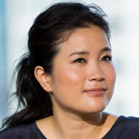 Jadyn Wong's parents had moved to the United States from Hong Kong and opened a restaurant.