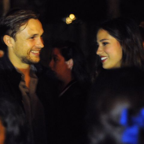 Kelsey Asbille and William Moseley are dating for long time.