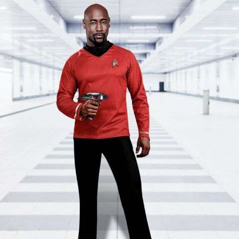 D.B. Woodside is an African-American actor.