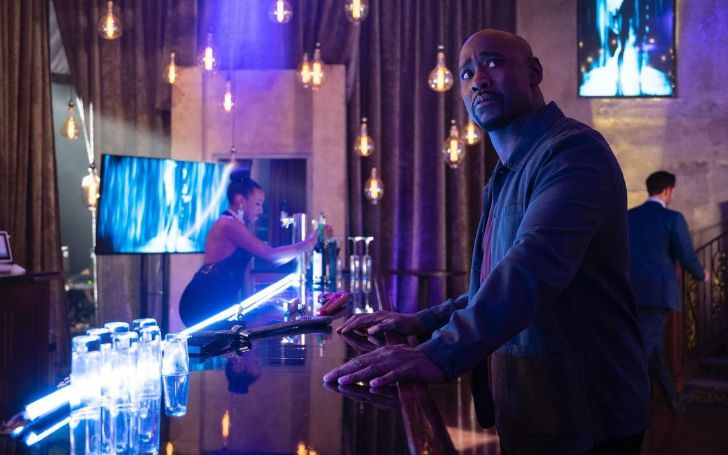 D.B. Woodside is ready to act.