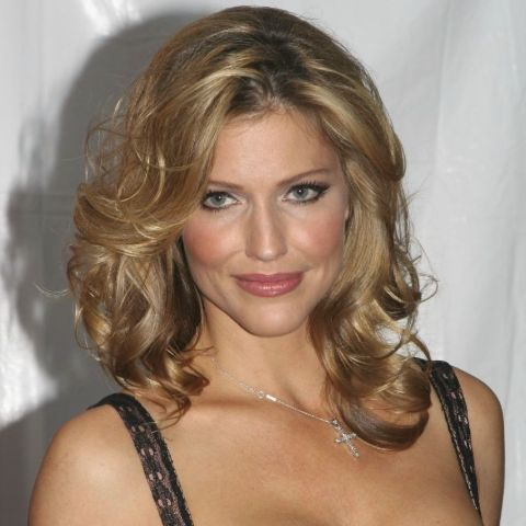 Tricia Helfer won Ford Models' Supermodel of the World competition in 1992.