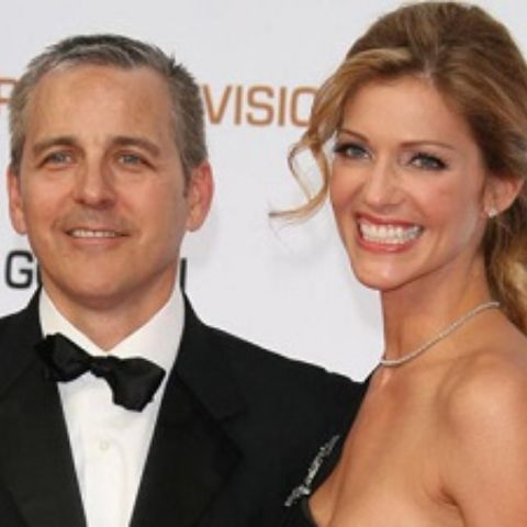 Tricia Helfer first met Marshall, a lawyer, at a birthday party for a mutual friend. They'd been in a relationship since 2001.