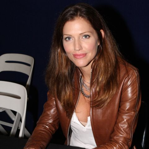 Tricia Helfer is descended from Germans, English, Swedes, and Norwegians.