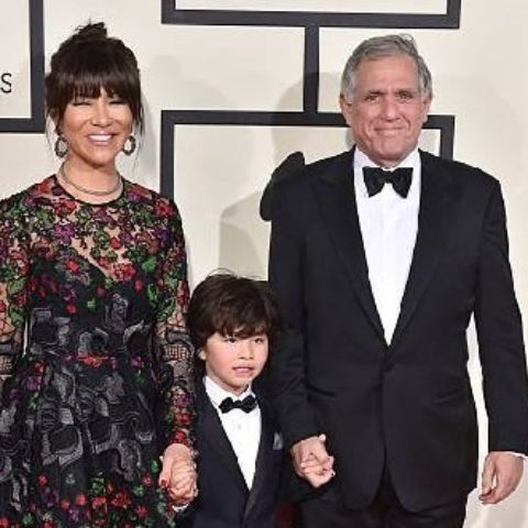 Charlie Moonves's overall holdings are unknown.