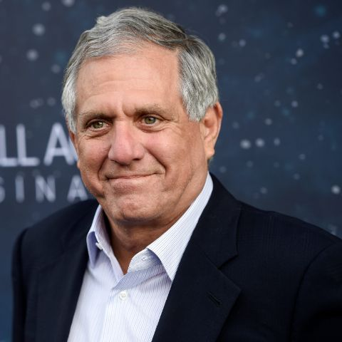 Charlie Moonves's Father began working in a film production company owned by Columbia Pictures.
