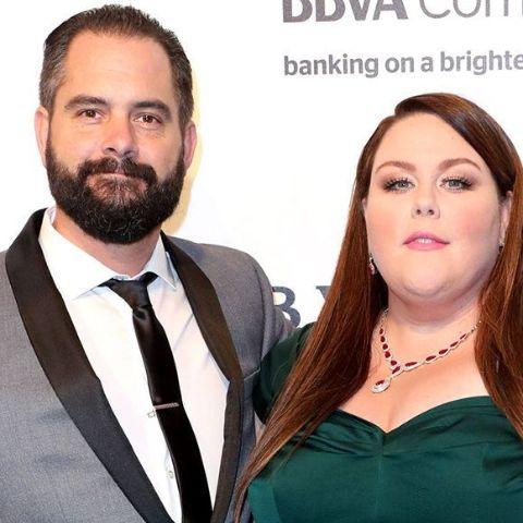 Martyn Eaden is the ex-husband of popular actress Chrissy Metz.