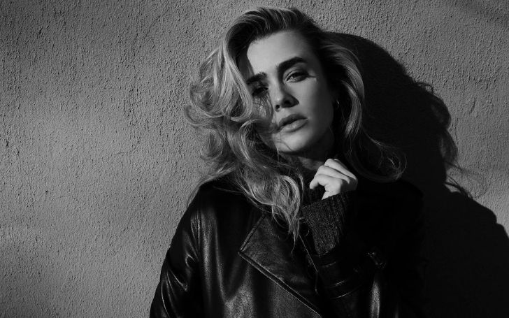 Melissa Roxburgh is a popular actress of canada.
