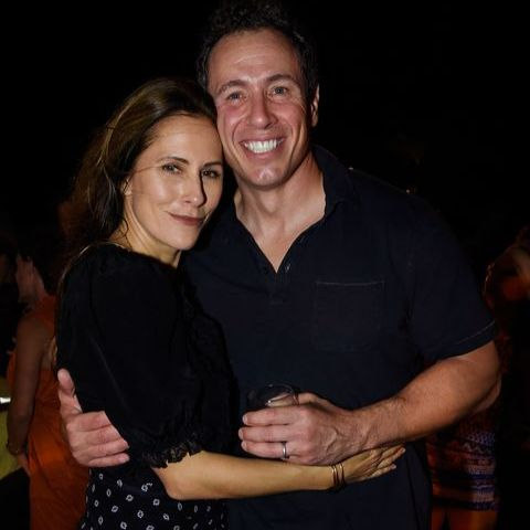 Chris Cuomo and Cristina Greeven  married on November 24, 2001, at a Catholic wedding at Southampton's Sacred Heart of Jesus and Mary Catholic Church.