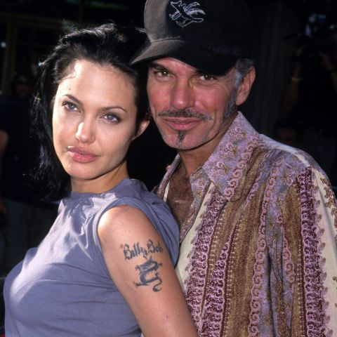 Connie Angland is married to Billy Bob.