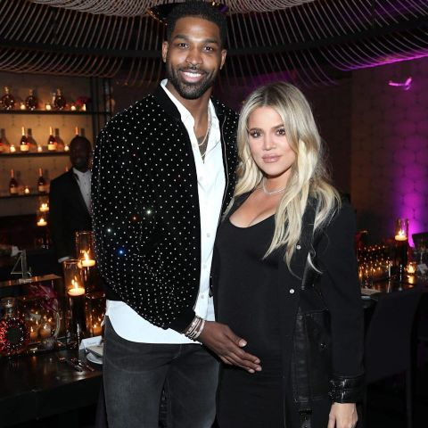 Tristan Thompson and Khloe Kardashian are breaking up.