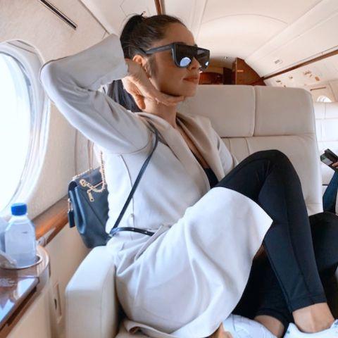 Yvette Monreal is a millionaire.