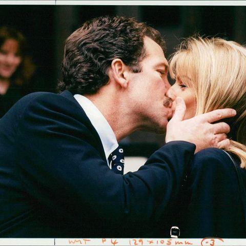 Karen Souness is married woman.