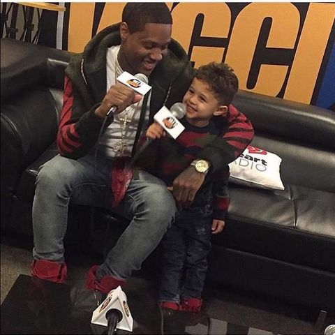 Angelo Banks is first child of Lil Durk.