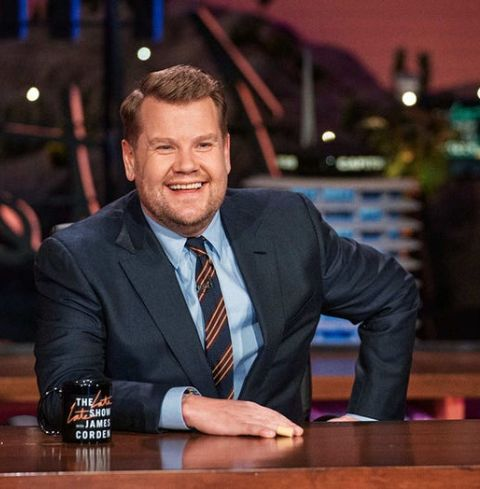 """James Corden got criticized for saying cow tongue and fish eyes, are """"gross."""""""