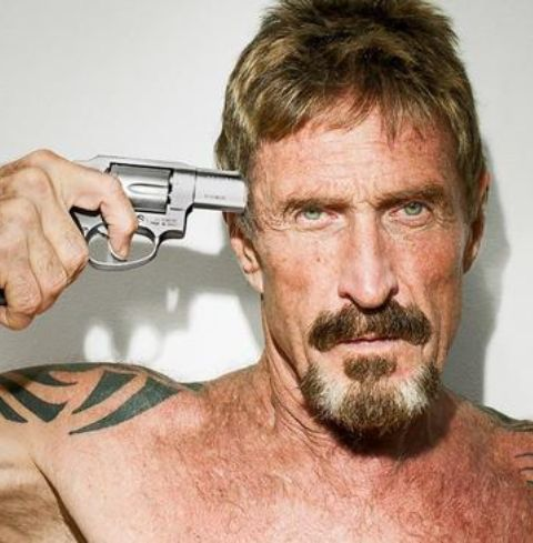 John McAfee committed suicide inside a Spanish prison cell while awaiting extradition to the United States.