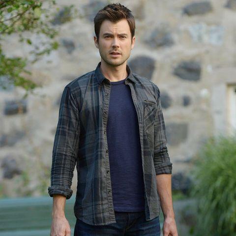 "Matt Long began his career as a writer on the short-lived WB drama series""Jack & Bobby."""