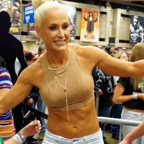 Jeremy Louis Alexander and Michelle McCool dated for a long time before getting married.