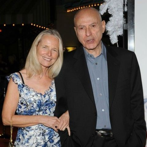 Jeremy Yaffe was married to Alan Arkin and divorced.