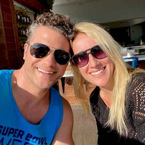Jennifer Rauchet and Pete Hegseth married in 2019, but they had been dating since early 2017.