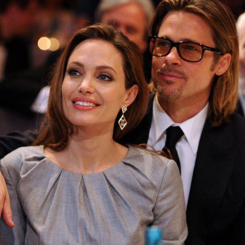 Angelina Jolie was married to Brad Pitt.