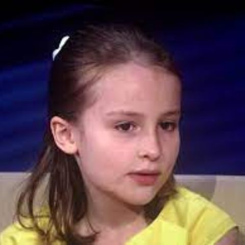 Catherine Christiane Cruz is very young to start working.