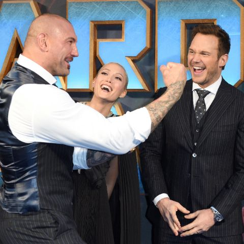 Chris Pratt Discloses Embarrassing Details of His Wrestling Match with Dave Bautista